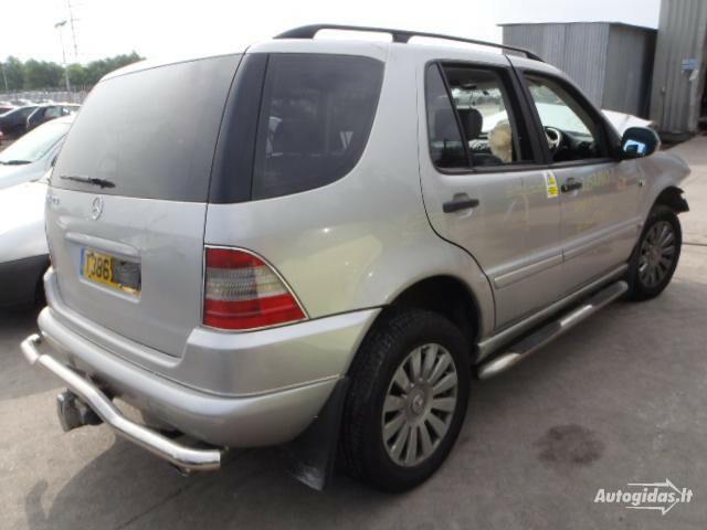 Mercedes-Benz Ml 320 W163 2000 m. dalys