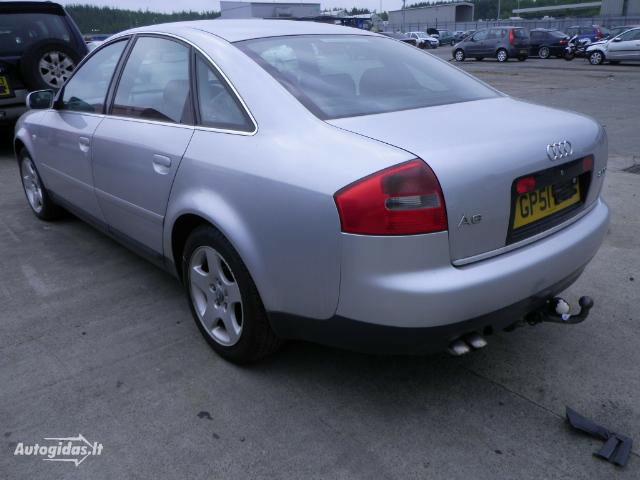 Audi A6 C5 TDI 2002 y parts
