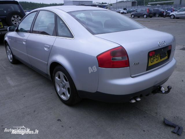 Audi A6 C5 TDI 2002 m dalys