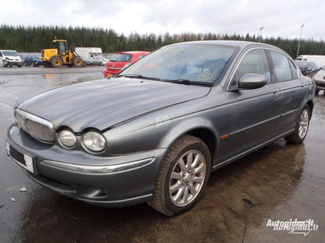Jaguar X-Type 2003 m dalys
