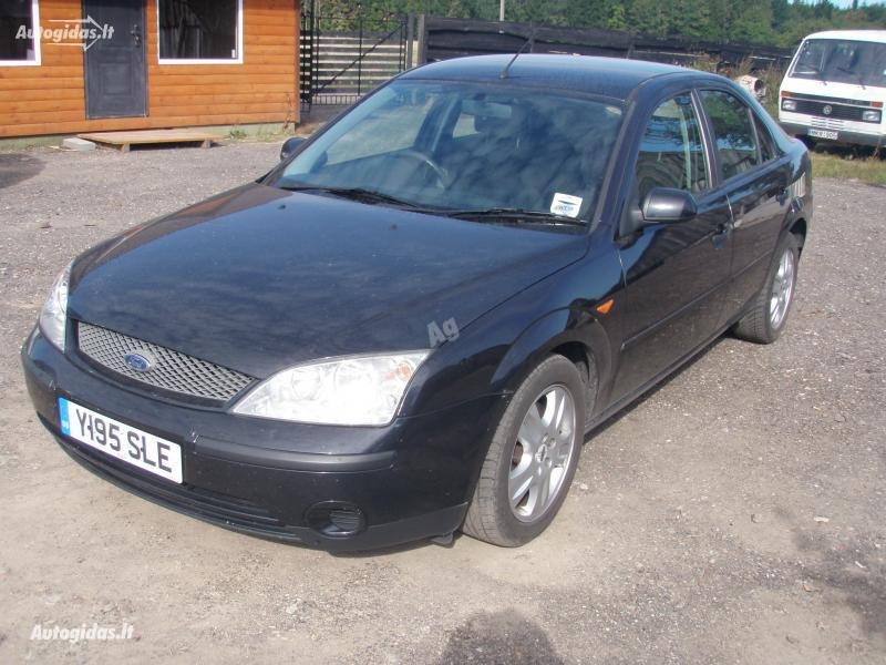 Ford Mondeo 2005 m dalys