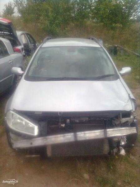 Renault Megane II 2005 m dalys