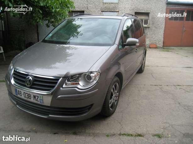 Volkswagen Touran I 2009 m dalys