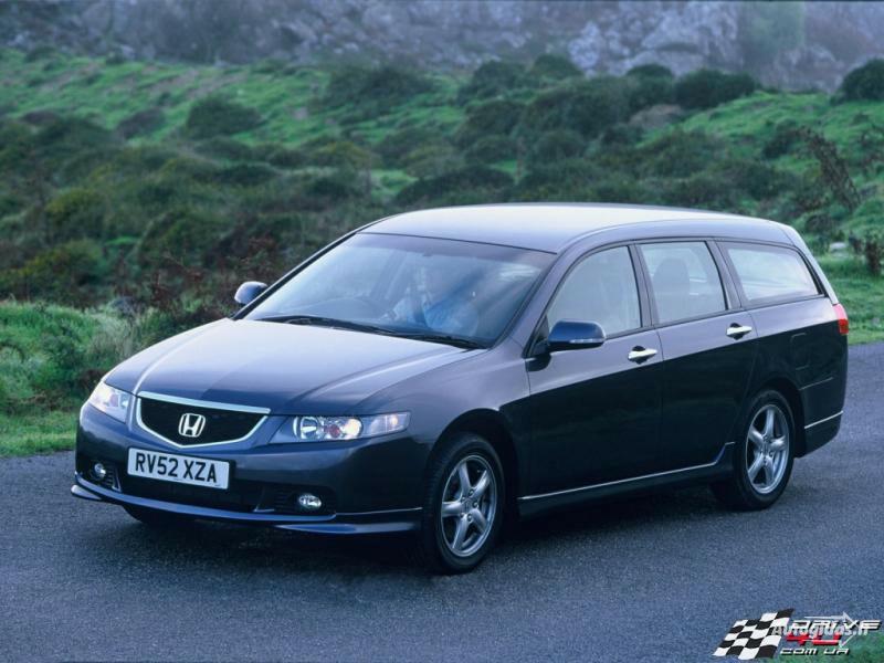 Honda Accord VI 2001 m dalys