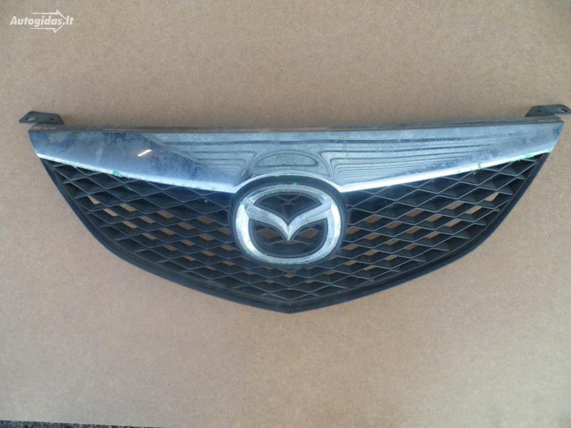 Mazda 6 I 2004 m dalys