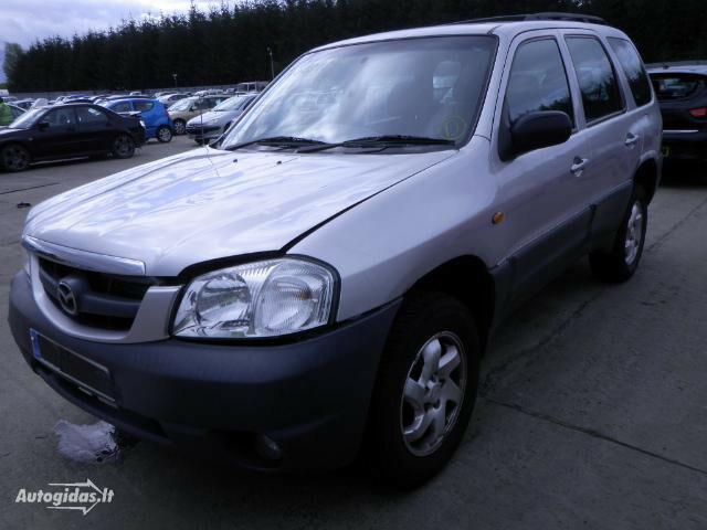 Mazda Tribute 2004 г. запчясти