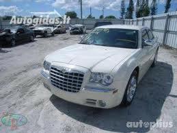 Chrysler 300C 2007 m dalys