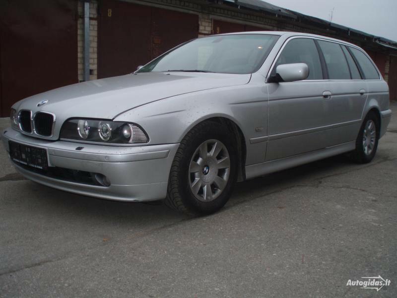 Bmw 525 E39 2001 y. parts