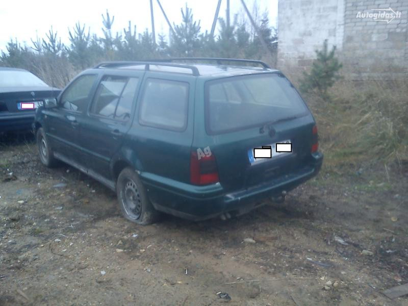 Volkswagen Golf III tdi 1997 y parts