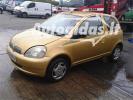 Toyota Yaris I 2001 m. dalys