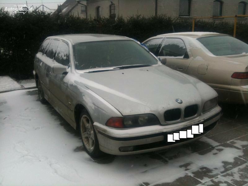 Bmw 525 E39 TDS 1999 г запчясти