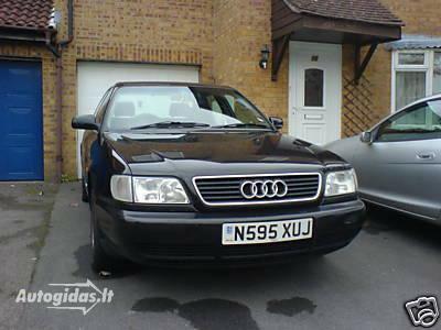 Audi A6 C4 1997 г запчясти