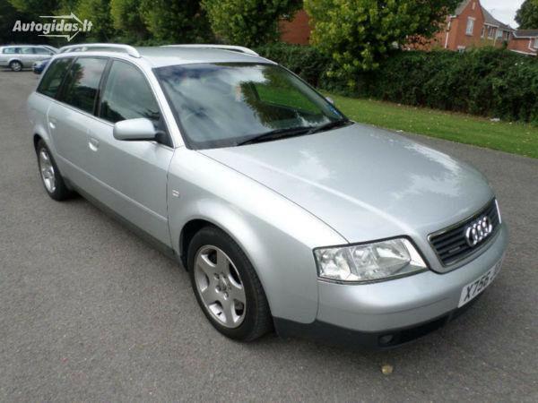 Audi A6 C5 2000 m dalys