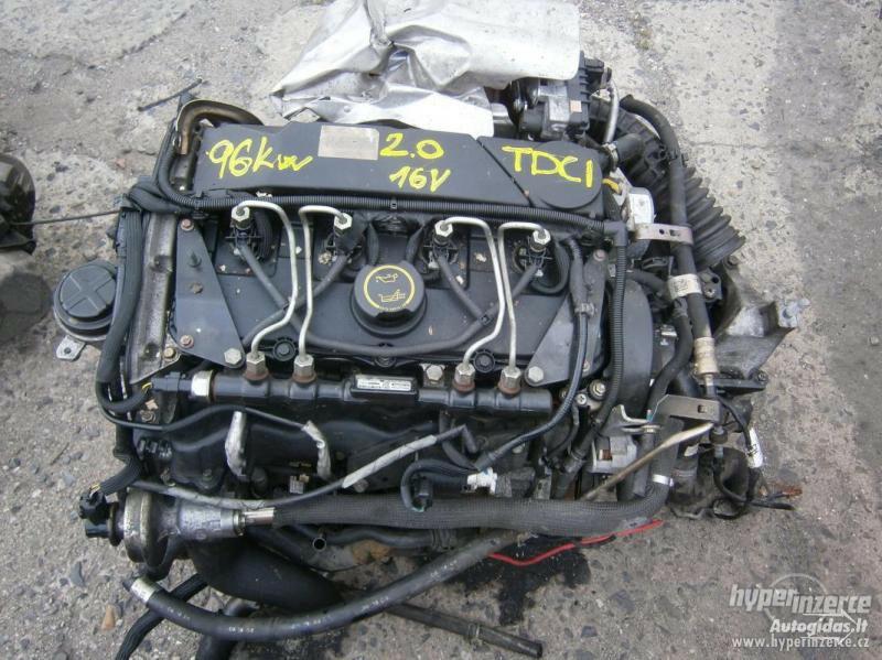 Ford Mondeo MK3 2003 m dalys