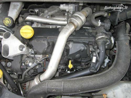 Renault Clio II 2003 y parts