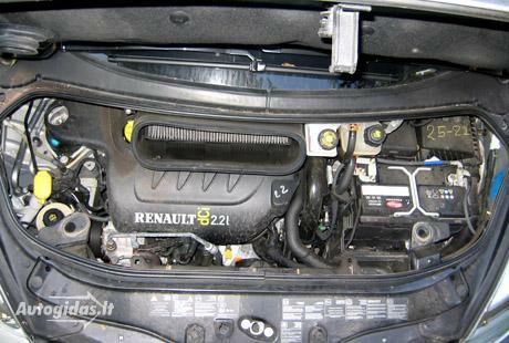 Renault Espace III 2002 m dalys