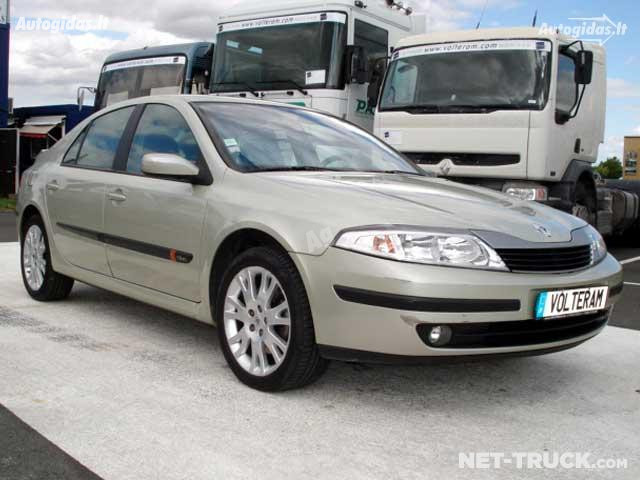 Renault Laguna II 2003 г запчясти