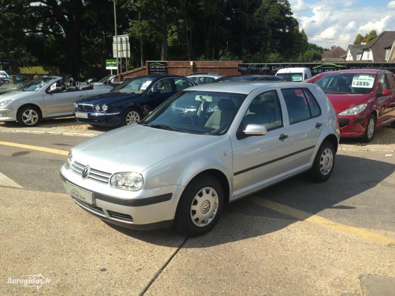 Volkswagen Golf IV 1999 г запчясти