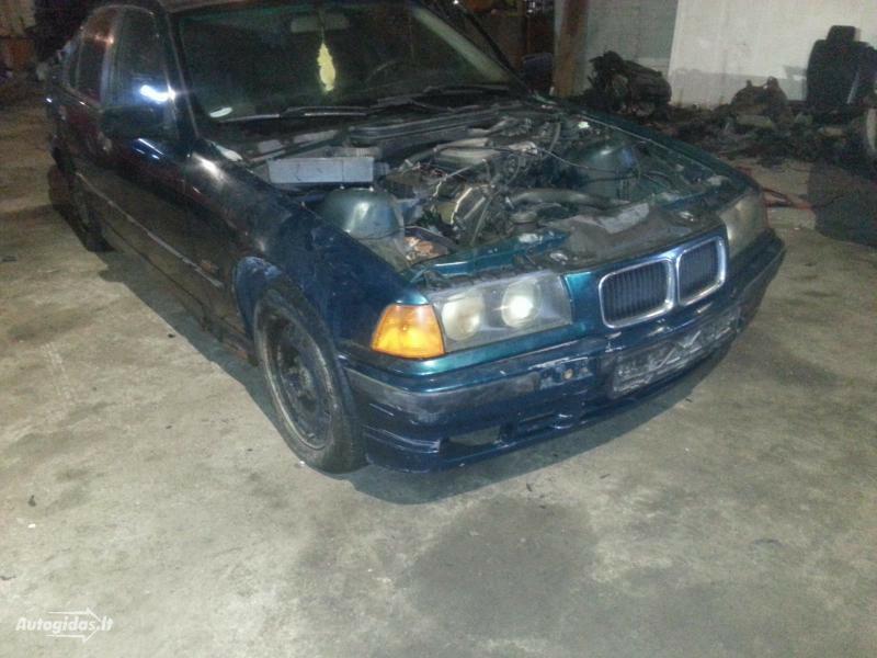 Bmw 316 E36 1996 m dalys