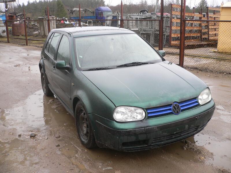 Volkswagen Golf IV 1999 y parts