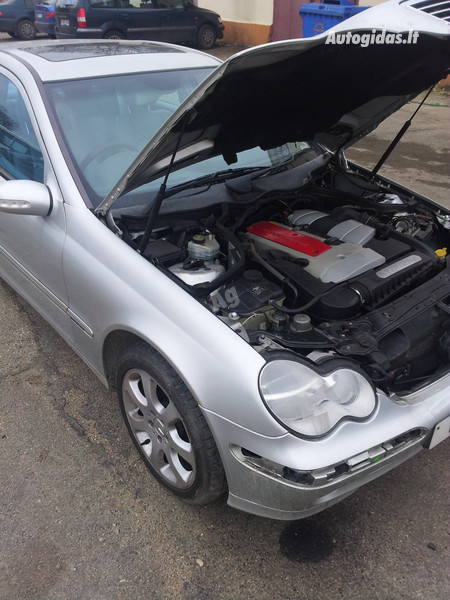 Mercedes-Benz C Klasė 2003 y parts