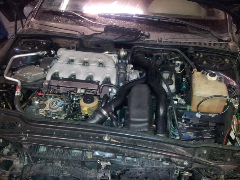 Renault Laguna I 2,2TD climatronic 1999 г запчясти
