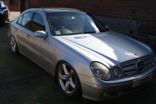 Mercedes-Benz E 500 W211 2003 m. dalys