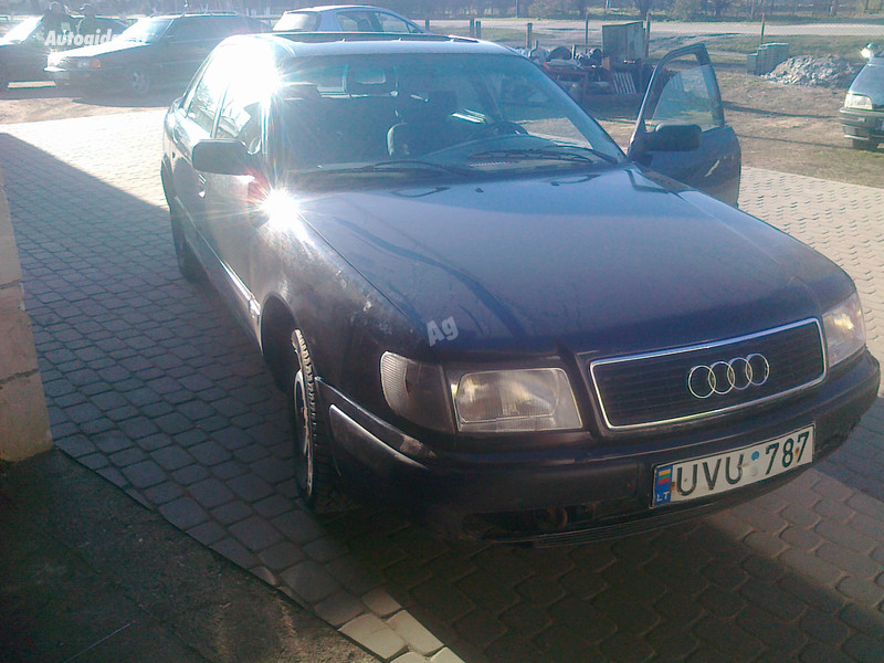 Audi 100 C4 TDI 1991 m. dalys