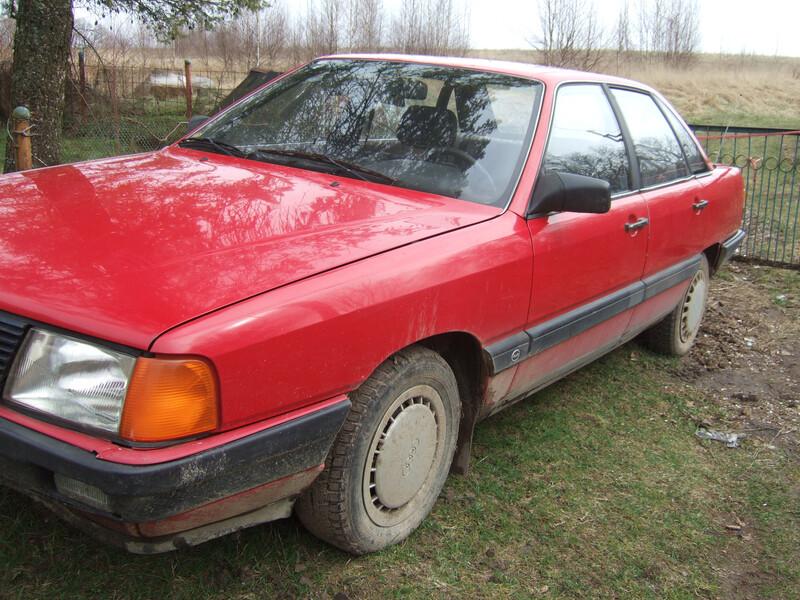 Audi 100 Benzinas  1986 m C3 CC | Skelbimas | 0125838796 | Autogidas.lt