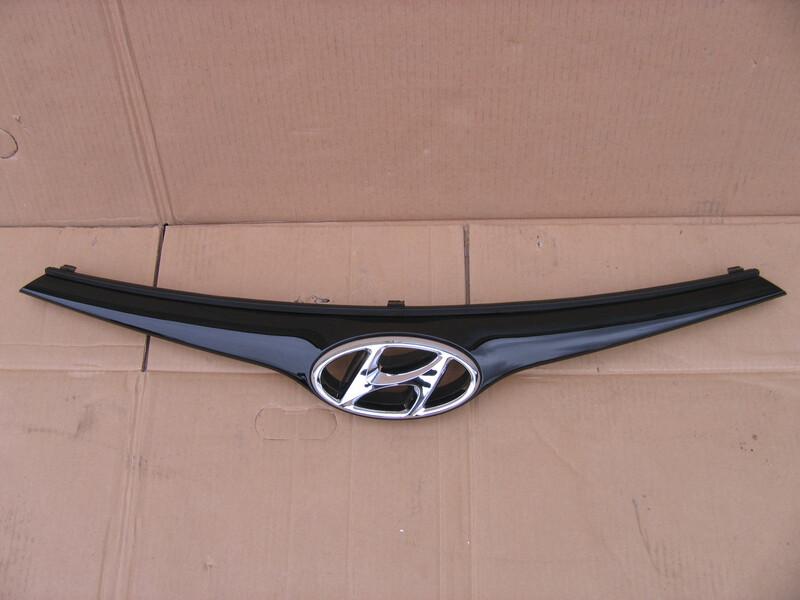 Hyundai I20 2012 m dalys