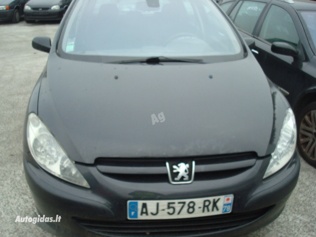 Peugeot 307 I Europa 2004 г запчясти
