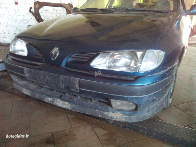 Renault Megane I 1996 m. dalys