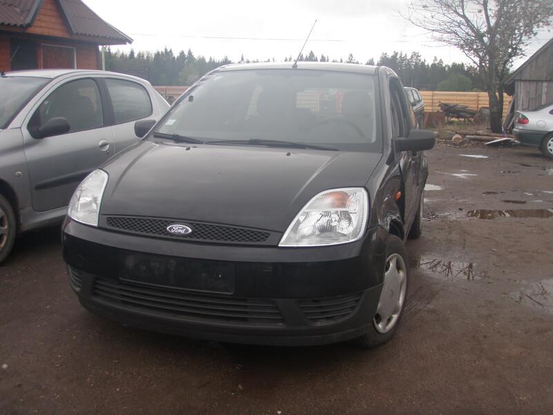 Ford Fiesta MK6 2007 m dalys