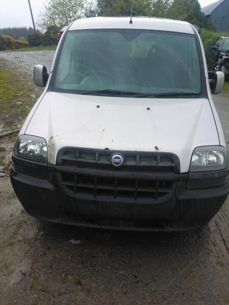 Fiat Doblo I 2003 y parts