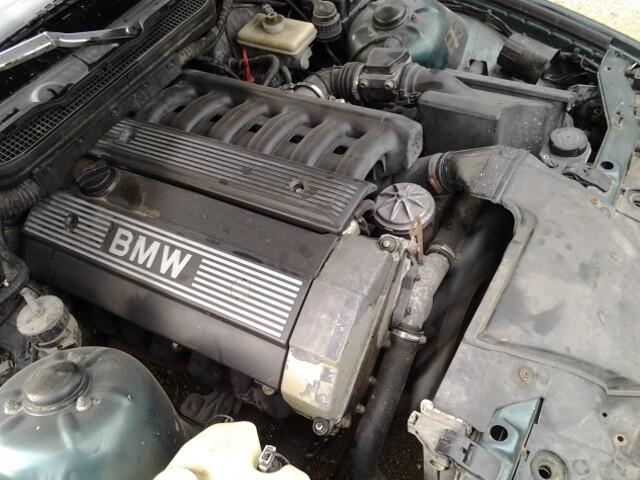 Bmw 320 E30 2.0 plyta  1992 m. dalys