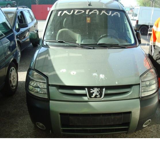 Peugeot Partner HDI  2004 m dalys