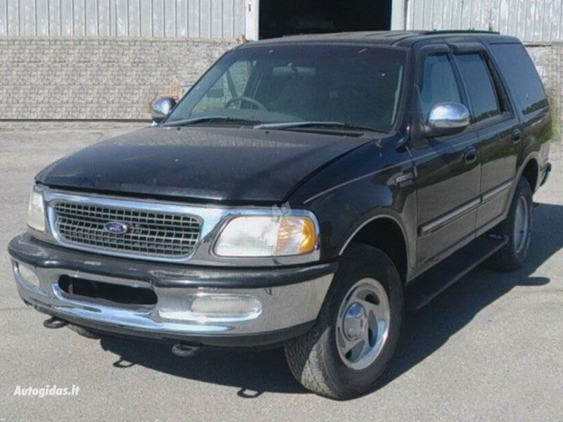 Ford Expedition 1998 m dalys