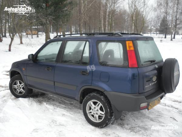 Honda Cr-V 2000 y. parts