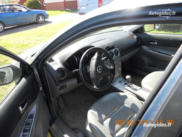 Mazda 6 I 2006 г. запчясти