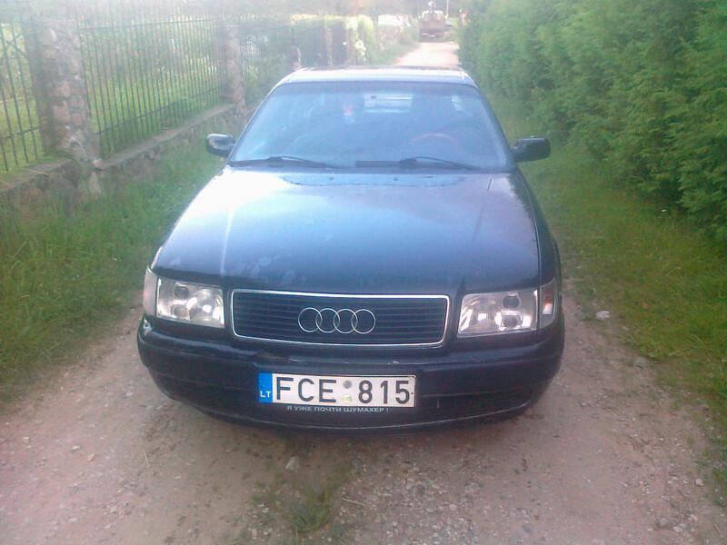 Audi 100 C4 TDI 1993 m. dalys