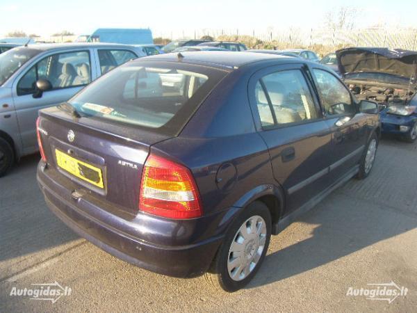 Opel Astra I 1999 y. parts