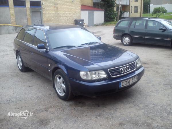 Audi A6 C4 1996 m. dalys