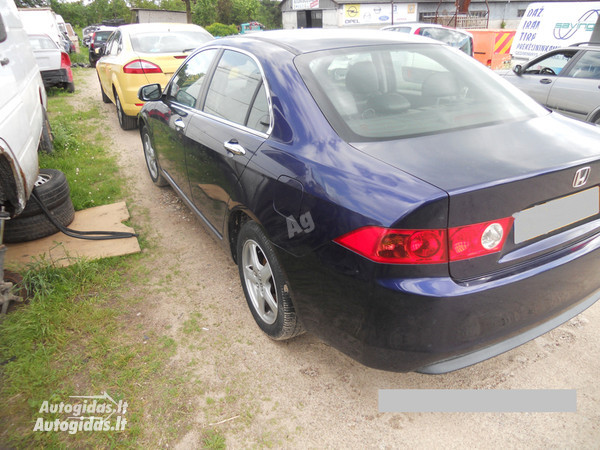 Honda Accord VII 2004 г. запчясти