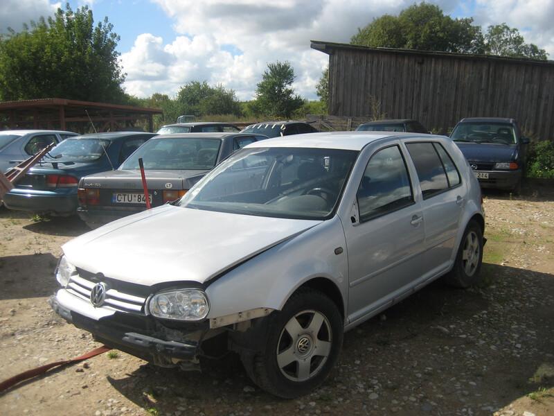 Volkswagen 1999 г запчясти
