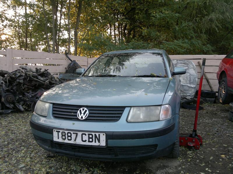 Volkswagen Passat B5 1.9tdi 1999 m. dalys