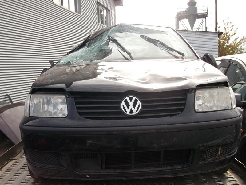 Volkswagen Polo III tdi 2001 m dalys