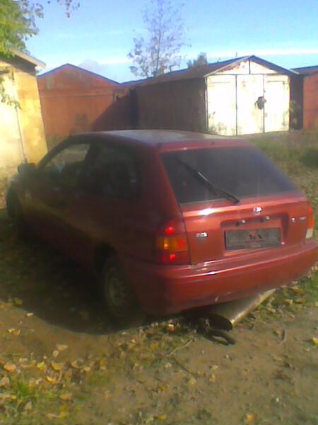 Mazda 323 V 1997 m dalys