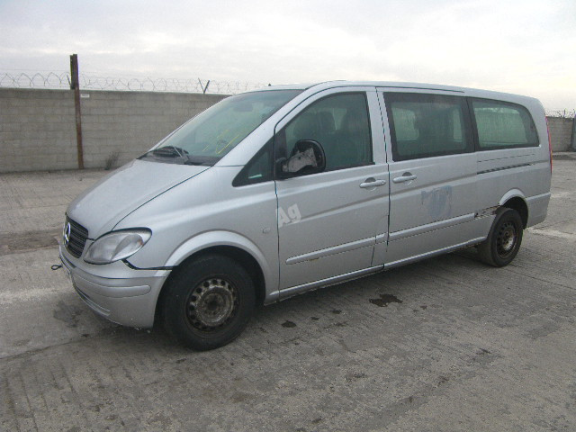 Mercedes-Benz Vito W639 2004 y. parts