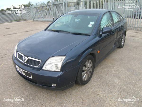 Opel Vectra C 2004 m. dalys