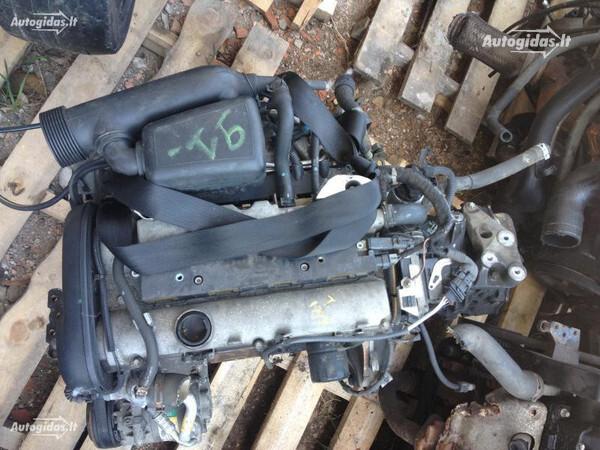 Opel Vectra B 2000 y. parts